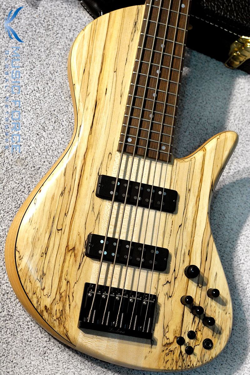 [Fodera Holiday Sale(~12/21까지)!!!] Fodera Emperor II Elite Select 5-Spalted Maple Top(2016년산/신품)