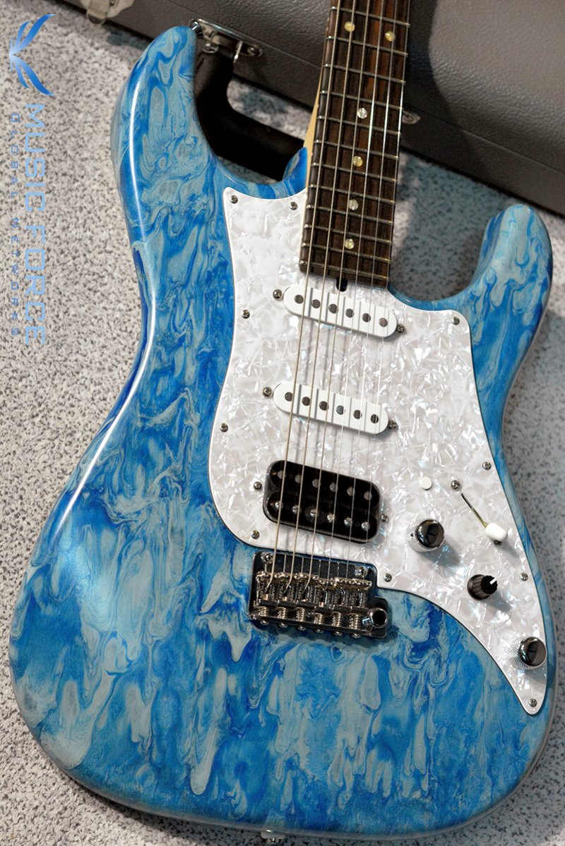 James Tyler USA Studio Elite HD Music Force Limited Edition-Blue Force Shmear w/Macassar Ebony Fingerboard #15 of 25(2017년산/전세계 25대 한정판/신품)