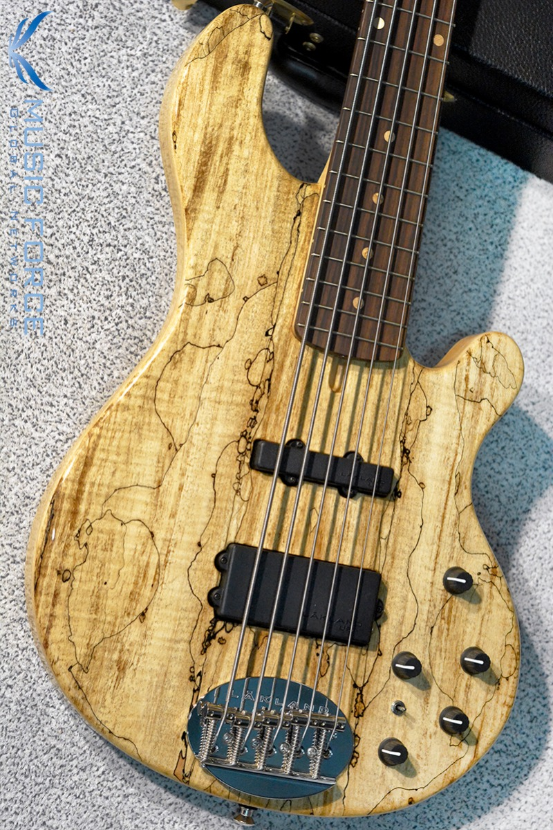 [2018 Final Sale(~12/31까지)!!!] Lakland US Custom 55-94 Deluxe-Spalted Maple Top w/Indian Rosewood FB(2016년산/신품)