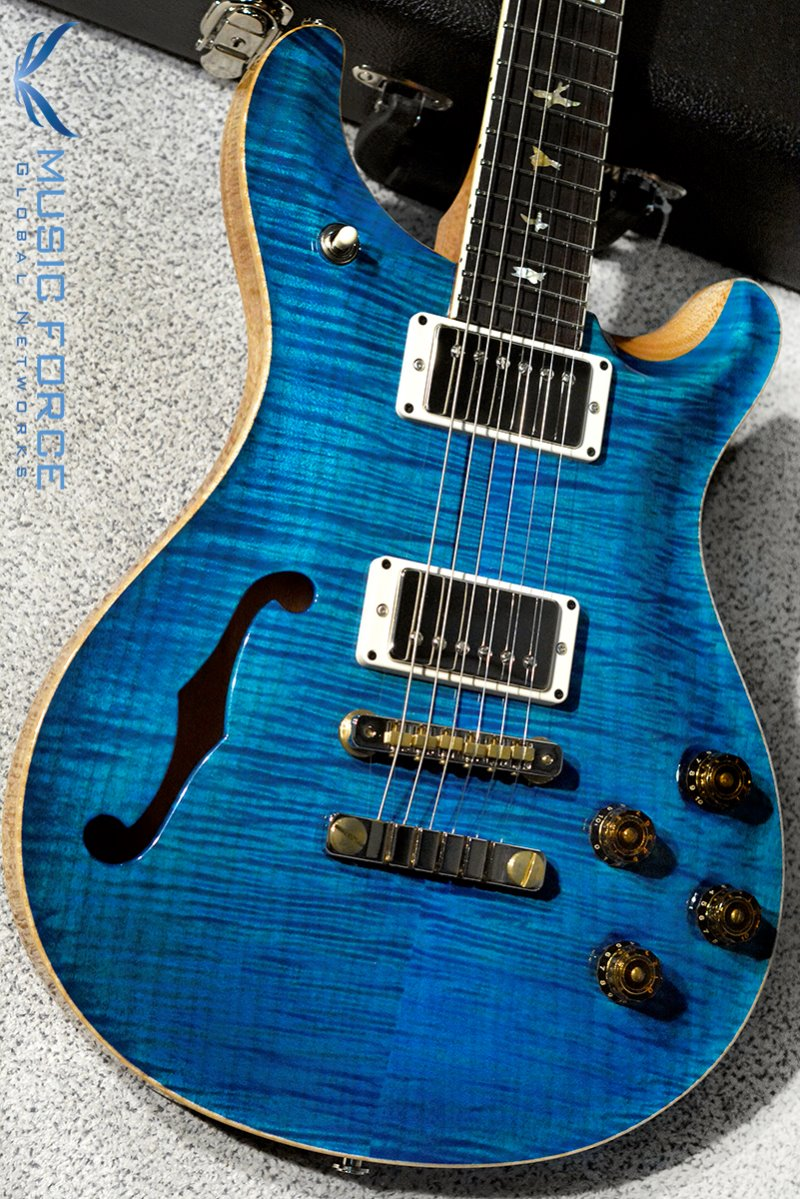 PRS Mccarty 594 Semi Hollow Limited-Aquamarine(2019년산/신품)