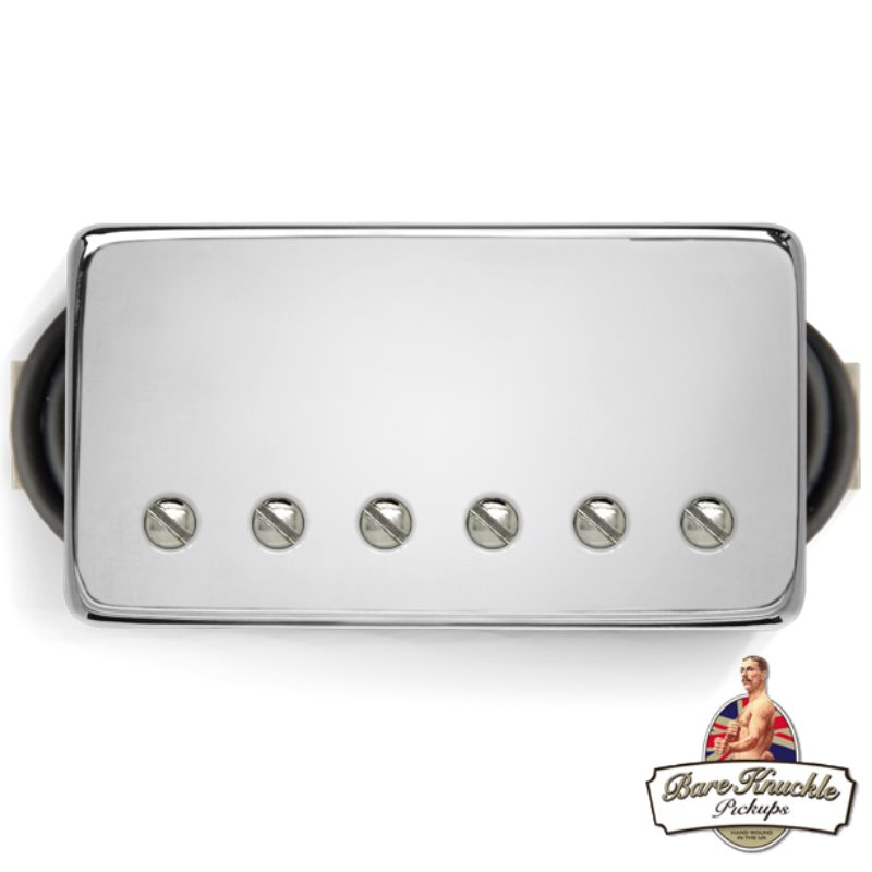 Bare Knuckle Vintage Series Stormy Monday Humbucker Pickups (Nickel Covered)