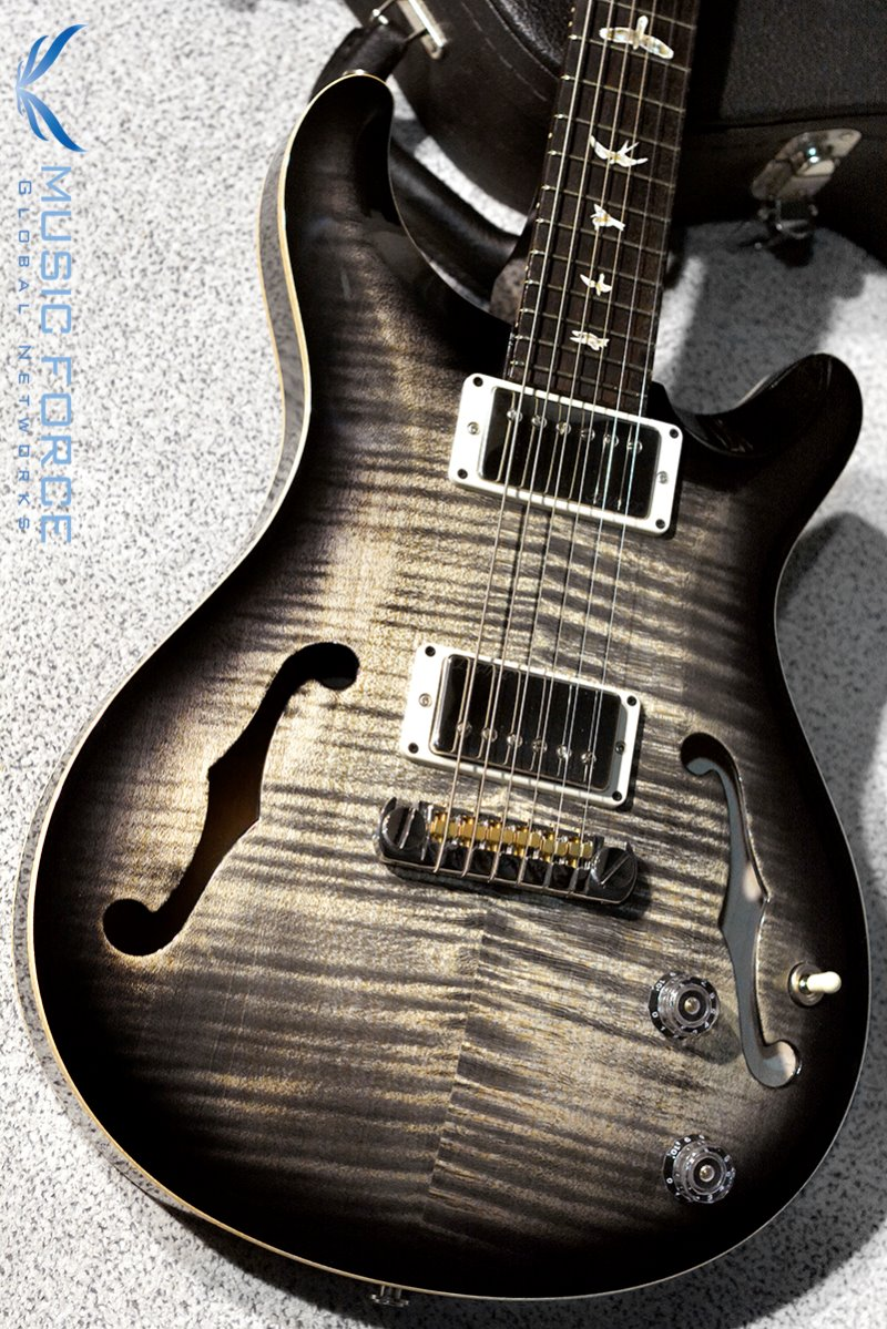 [특별세일] PRS Hollowbody II FMT-Charcoal Burst(2017년산/신품)