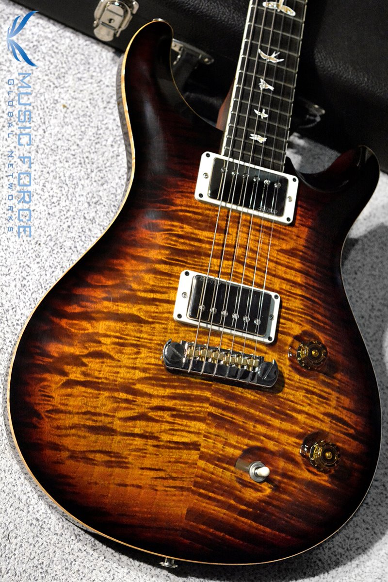 [창사11주년기념세일!!!] PRS Mccarty FMT-Black Gold Burst w/East Indian Rosewood Neck, Ebony FB & 10top Option(2016년산/신품)