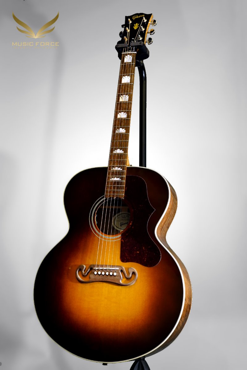Gibson Montana 2019 Model SJ-200 Studio-Walnut Burst(신품)
