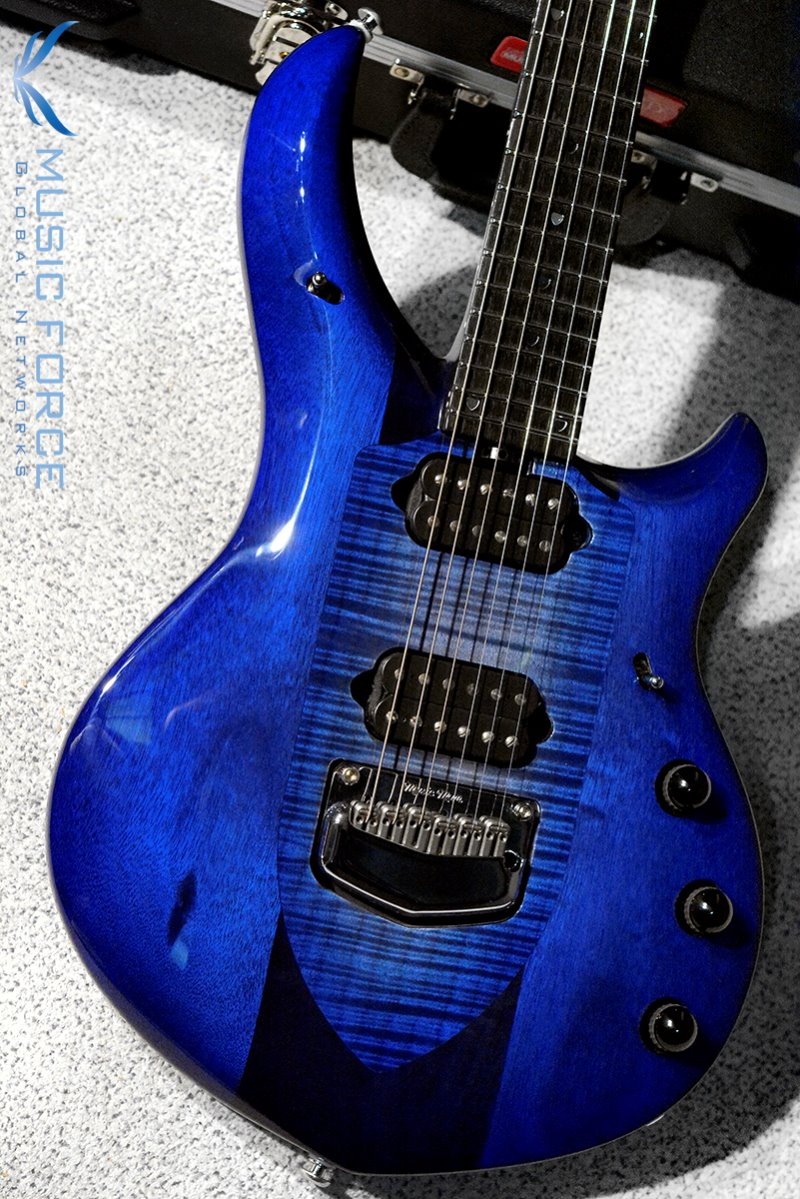Musicman John Petrucci Majesty Monarchy 6현 Model-Imperial Blue Color(2018년산/신품)