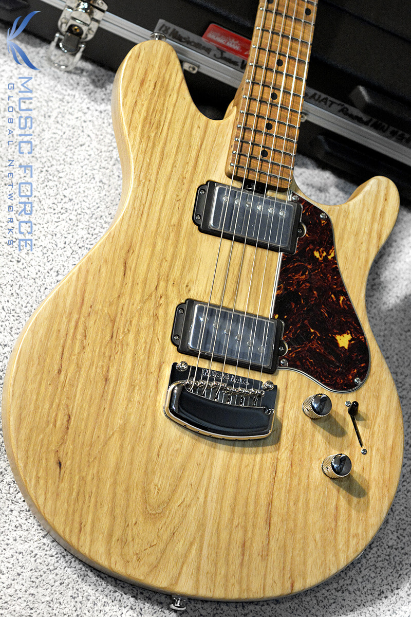 Musicman James Valentine Signature Tremolo-Satin Natural w/Roasted Figured Maple Neck(2018년산/신품)