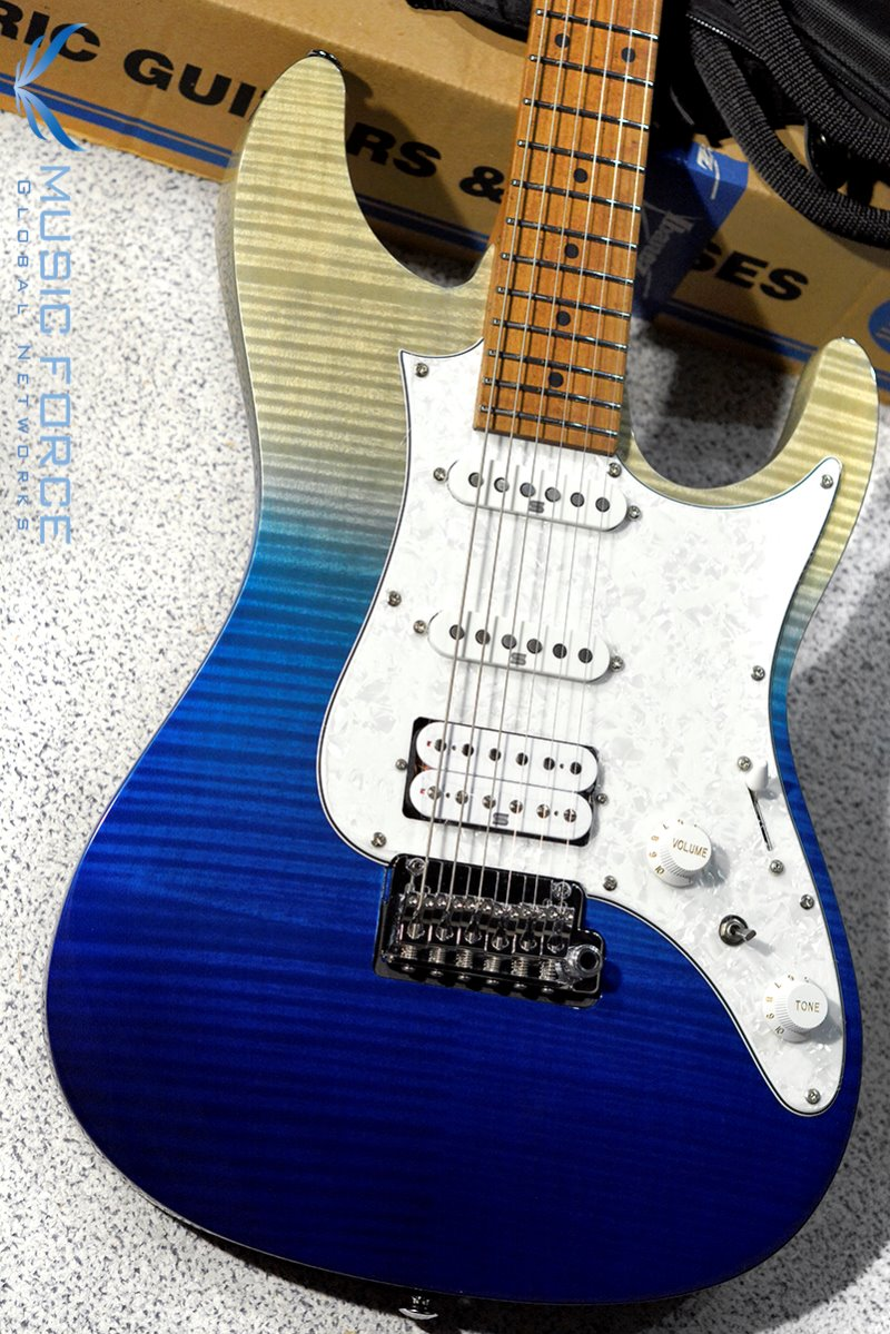 [창사11주년기념세일] Ibanez AZ Series AZ224F-Blue Iceberg Gradation (2019년산/Made in Indonesia/신품)
