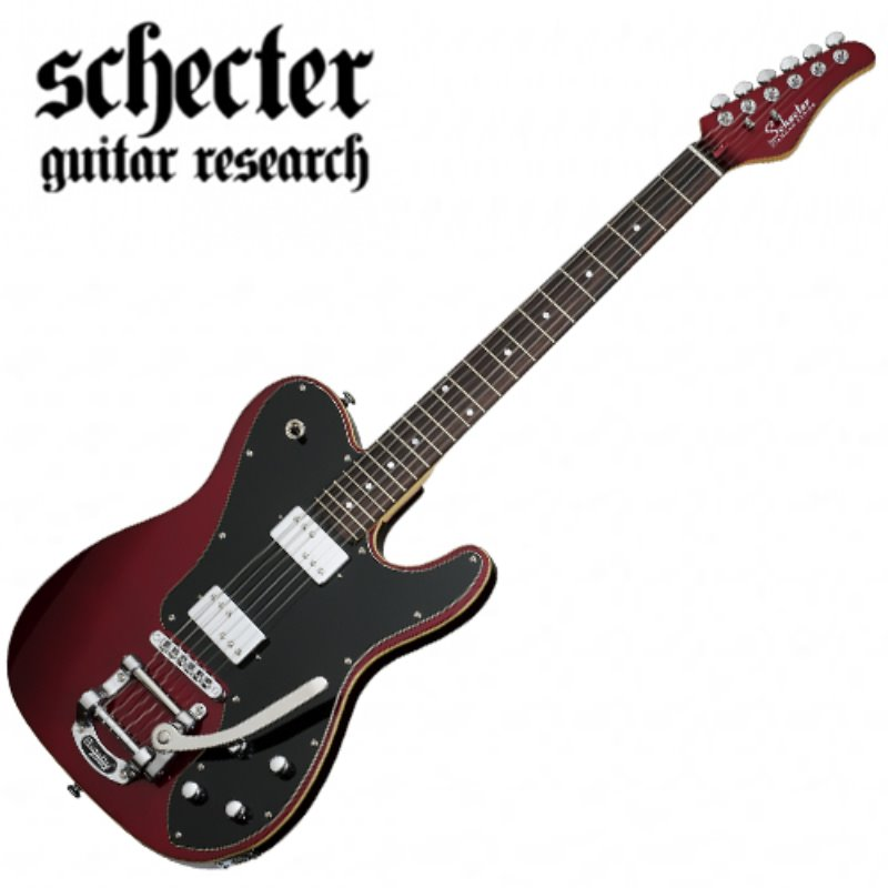 Schecter PT Fastback II B-Metallic Red w/Rosewood FB(2019년산/신품)