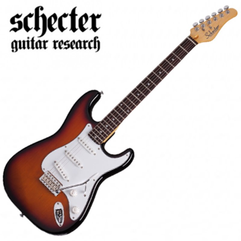 Schecter Traditional Standard-3 Tone Sunburst w/Rosewood FB(2019년산/신품)