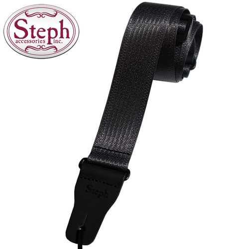Steph NSB-001 Strap Black