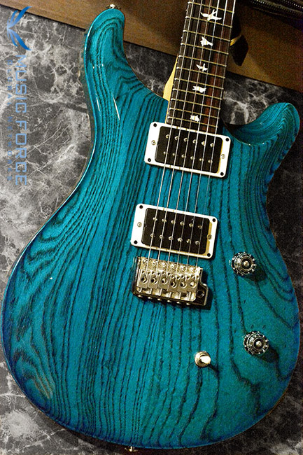 PRS CE24 Swamp Ash Limited Run-Blue Matteo(2017년산/신품)