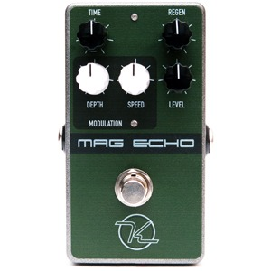 [가격인하]Keeley Magnetic Echo Tape Echo Style Delay